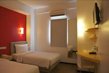 Hotel Amaris Cilegon - Smart Room Twin Promotion  Regular Plan