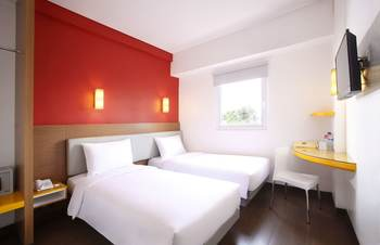 Hotel Amaris Cilegon - Smart Room Twin Special 2020 Regular Plan