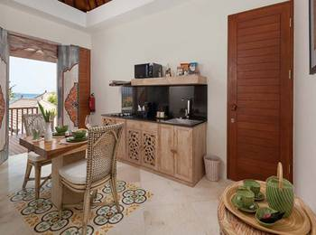 The Royal Purnama Art Suites & Villas Bali - One Bedroom Jacuzzi Garden View Promosi Reguler 1