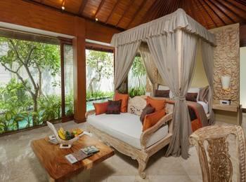 The Royal Purnama Art Suites & Villas Bali - One Bedroom Pool Villa Reguler promosi 2