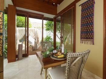 The Royal Purnama Art Suites & Villas Bali - One Bedroom Pool Villa The Royal Purnama Big Deal!