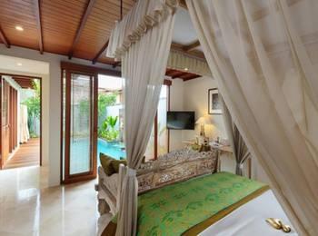 The Royal Purnama Art Suites & Villas Bali - Two Bedroom Pool & Jacuzzi Villa The Royal Purnama Big Deal!