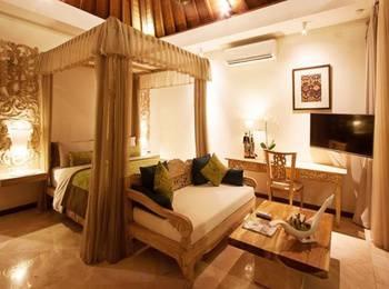The Royal Purnama Art Suites & Villas Bali - Two Bedroom Pool & Jacuzzi Villa Reguler promosi 2