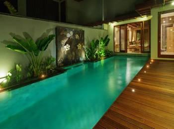 The Royal Purnama Art Suites & Villas Bali - One Bedroom Pool Suite The Royal Purnama Big Deal!