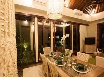 The Royal Purnama Art Suites & Villas Bali - Two Bedroom Pool Villa Reguler promosi 2