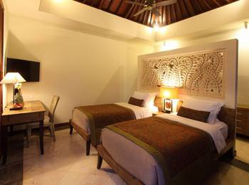 The Royal Purnama Art Suites & Villas Bali - Two Bedroom Pool Villa Regular Plan