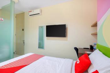 OYO 1121 Orienchi 2 Near RSUD Sawah Besar Jakarta - Standard Double Room Regular Plan