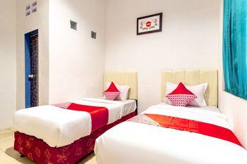 OYO 1364 Pondok Wisata Istana XI Medan - Standard Twin Room Regular Plan