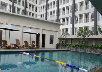ArFe Room Apartemen Taman Melati Yogyakarta