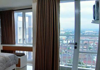 ArFe Room Apartemen Taman Melati Yogyakarta Yogyakarta - Studio Room Only Regular Plan