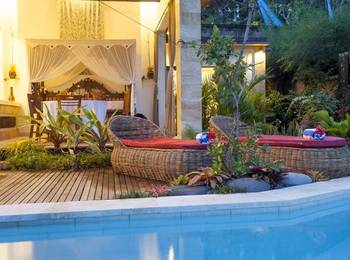 Green View Private Villas Ubud - One Bedroom jungle Villa with Private Pool Regular Plan