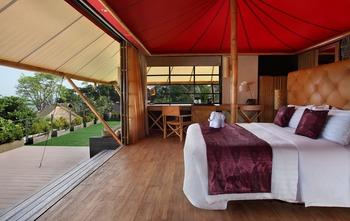 Bali Dynasty Resort Bali - Luxury Tent Villa with Ocean View Hot Deal