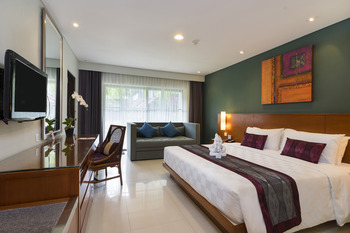 Bali Dynasty Resort Bali - Family Garden 2A2C with Breakfast Domextic Only Deal