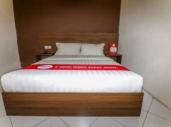 NIDA Rooms Tanah Abang Jati Bunder - Double Room Double Occupancy NIDA Fantastic Promo