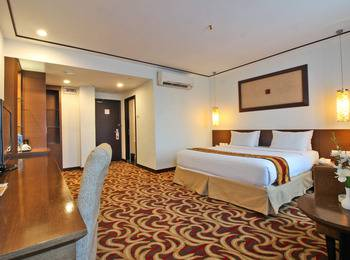 Swiss-Belinn Baloi Batam Batam - Deluxe Double Room Only  Regular Plan