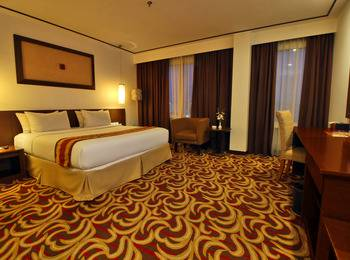 Swiss-Belinn Baloi Batam Batam - Deluxe Double Regular Plan