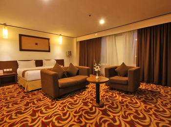 Swiss-Belinn Baloi Batam Batam - Executive Double Room Only Regular Plan