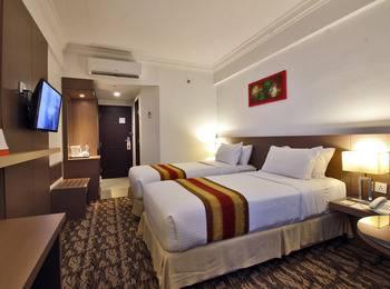 Swiss-Inn Batam - Superior Twin Room Only Regular Plan
