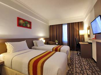 Swiss-Belinn Baloi Batam Batam - Superior Twin Room Only Regular Plan
