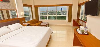 Hotel Bisanta Bidakara Surabaya - Deluxe Room Only Regular Plan