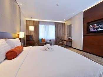 Gumaya Hotel Semarang - New Deluxe Room Regular Plan
