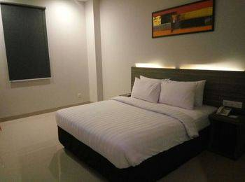 Urban Style by Front One Pringsewu - Superior 1 Tempat Tidur Besar Regular Plan