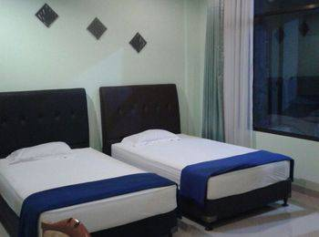 Palagan Joglo Residence Boutique Guest House Bandung - Standard Twin With Breakfast Regular Plan
