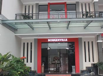 Grand USSU Hotel Bogor - Bougenville Twin With Breakfast Regular Plan