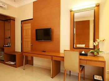 Grand USSU Hotel Bogor - Catalya Twin With Breakfast Regular Plan