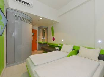 POP! Hotel Banjarmasin - POP Room 1  Breakfast Regular Plan
