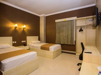 New Raja Residence Jakarta - Standar Twin Room Room Only Basic Deal 40%