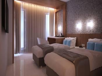 Cordela Kartika Dewi Yogyakarta Yogyakarta - Deluxe Twin Room BOOMBASTIS