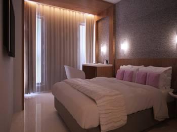 Cordela Kartika Dewi Yogyakarta Yogyakarta - Deluxe Double Room Regular Plan
