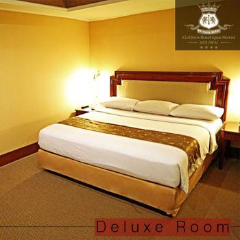 Golden Boutique Hotel Melawai - Deluxe Room With Breakfast No Window Regular Plan