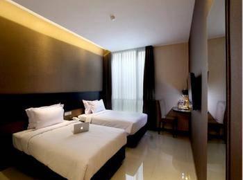 Vio Hotel Bandung - Deluxe Room Only Regular Plan