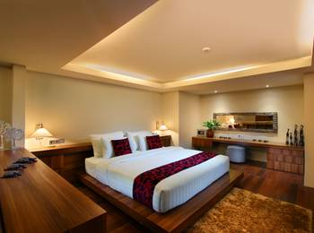 Pandawa All Suite Hotel Bali - Suite Pool View Room Only LONG STAY PROMOTION