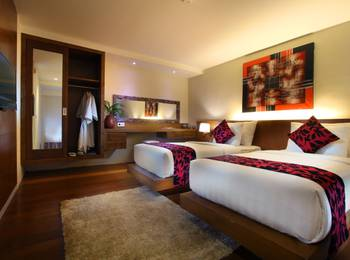Pandawa All Suite Hotel Bali - Deluxe Mezzanine Garden Suite Dengan Sarapan MINIMUM 3N STAY