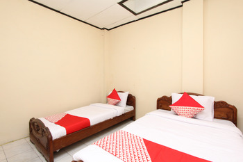 OYO 434 Hotel Parahiyangan Bandar Lampung - Standard Twin Room Last Minute