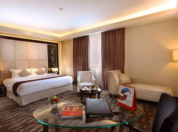 Swiss-Belhotel Harbour Bay Batam - Kamar Grand Deluxe Regular Plan