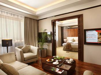 Swiss-Belhotel Harbour Bay Batam - Junior Suite Regular Plan
