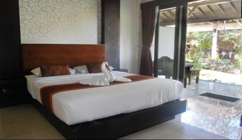Taman Agung Hotel Bali - Deluxe Double or Twin Room Regular Plan