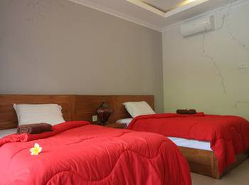 Pendawa Gapura Hotel Bali - Superior Twin - Room Only Regular Plan