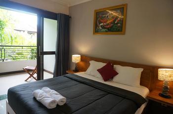 Pendawa Gapura Hotel Bali - Superior Double - Room Only Regular Plan