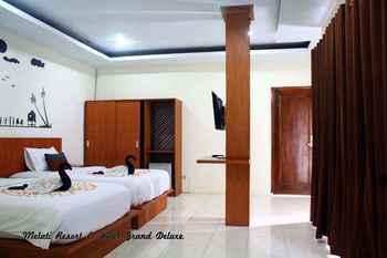 Melati Resort & Hotel Kuta Lombok - Grand Deluxe Room Only Regular Plan