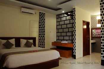 Melati Resort & Hotel Kuta Lombok - Deluxe Room Only Regular Plan