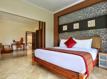 The Club Villas Bali - 1 Bedroom Villas Private Pool Non Refundable  Basic Deal