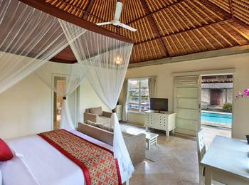 The Club Villas Bali - 3 Bedroom Family Aya Private Pool Villa Last Minutes 35% Non Refund