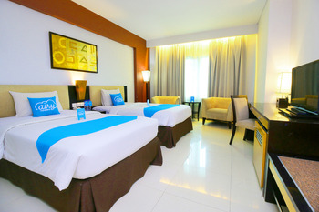 Airy Premier Sei Pangeran Jendral Sudirman 153 Palembang - Superior Twin Room Only Special Promo Apr 5