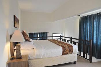 Ganga Hotel & Apartment Bali - Deluxe Room Gelap Terang 2021