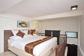 Ganga Hotel & Apartment Bali - Suite Room Gelap Terang 2021